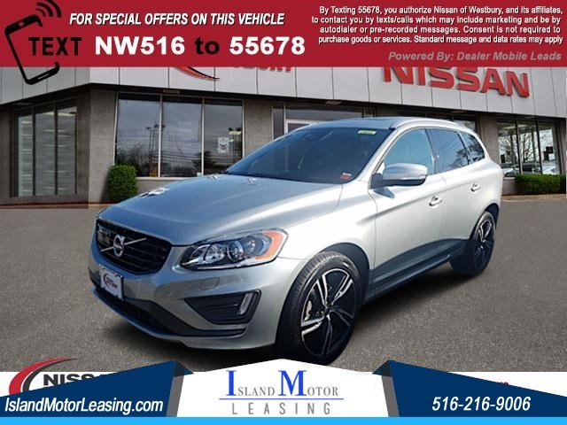 2017 Volvo XC60 T6 R-Design for sale by dealer
