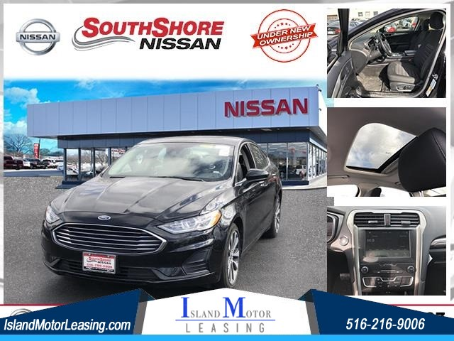 2019 Ford Fusion SE for sale by dealer