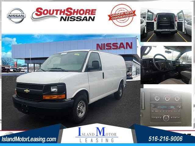 2016 Chevrolet Express 2500 Work Van for sale by dealer