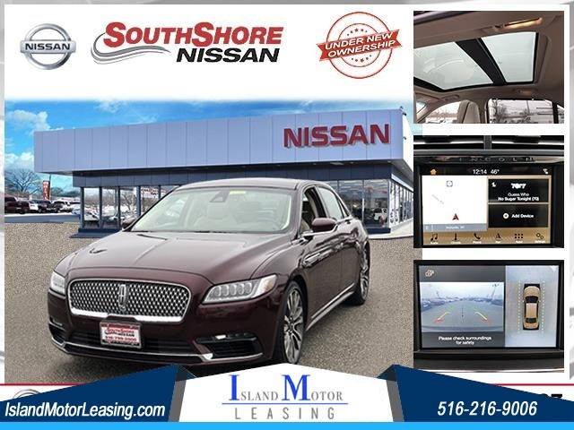 2017 Lincoln Continental Reserve for sale by dealer