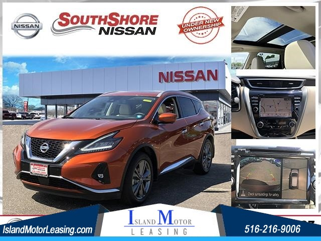 2020 Nissan Murano Platinum for sale by dealer