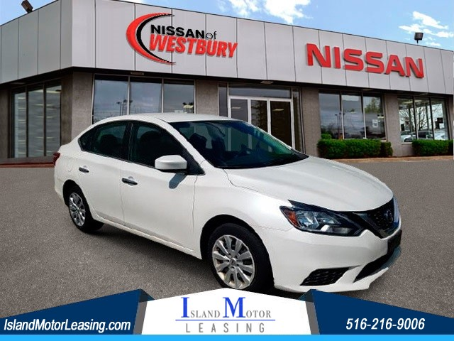 2017 Nissan Sentra SV for sale by dealer
