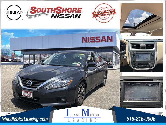 2017 Nissan Altima 2.5 SL for sale by dealer