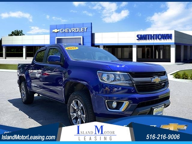 2017 Chevrolet Colorado Z71 for sale by dealer