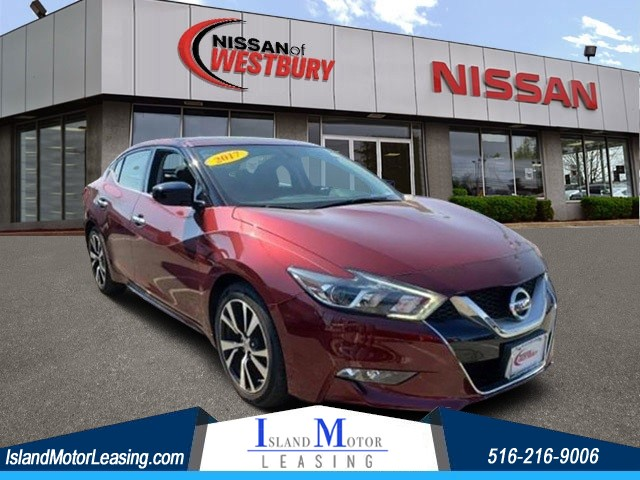 2017 Nissan Maxima 3.5 S for sale by dealer
