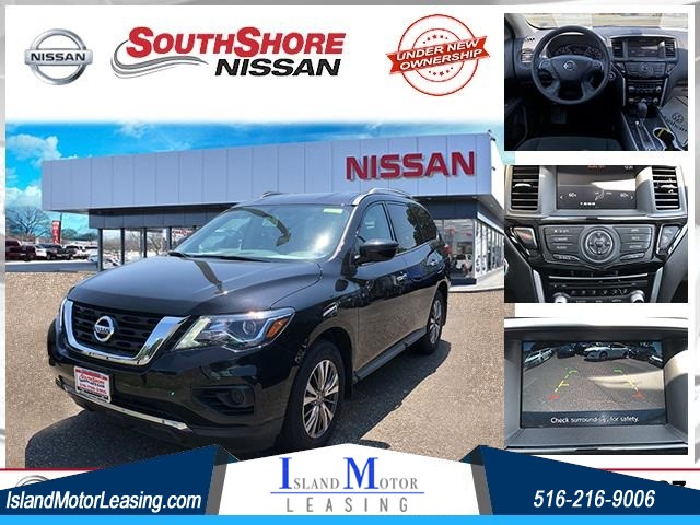 2018 Nissan Pathfinder S for sale by dealer