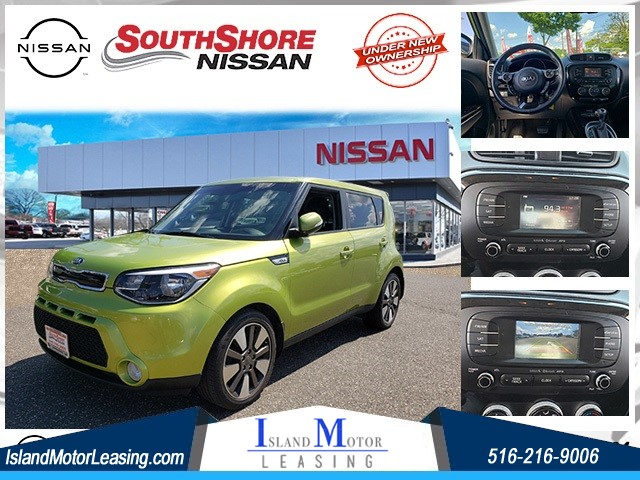 2015 Kia Soul Plus for sale by dealer