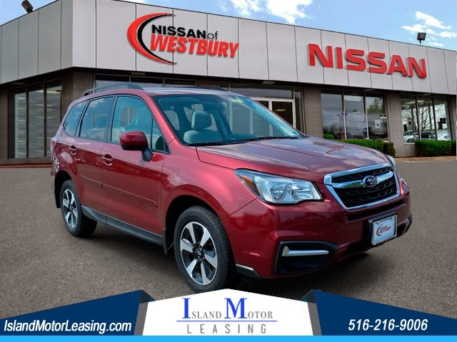 2017 Subaru Forester 2.5 S for sale by dealer