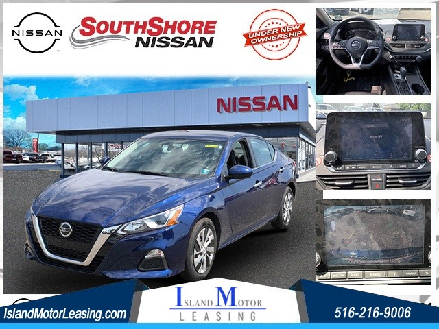 2019 Nissan Altima 2.5 S for sale by dealer