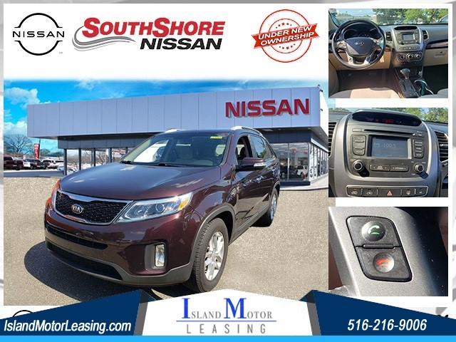 2014 Kia Sorento LX for sale by dealer