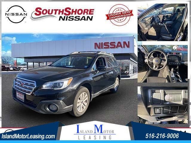 2017 Subaru Outback 2.5i for sale by dealer