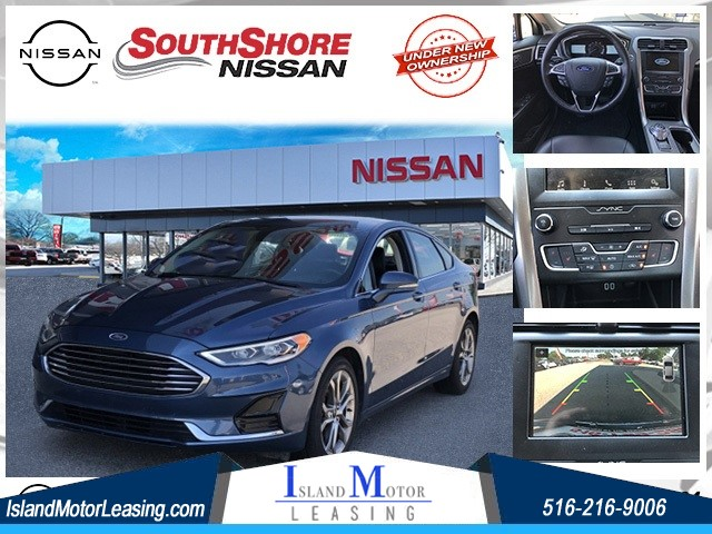 2019 Ford Fusion SEL for sale by dealer