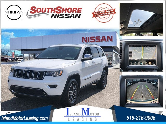 2017 Jeep Grand Cherokee Limited for sale by dealer
