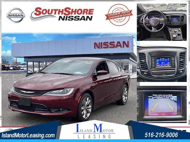 2016 Chrysler 200 S for sale by dealer