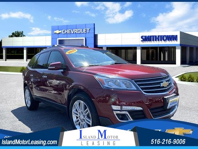 2015 Chevrolet Traverse LT for sale by dealer