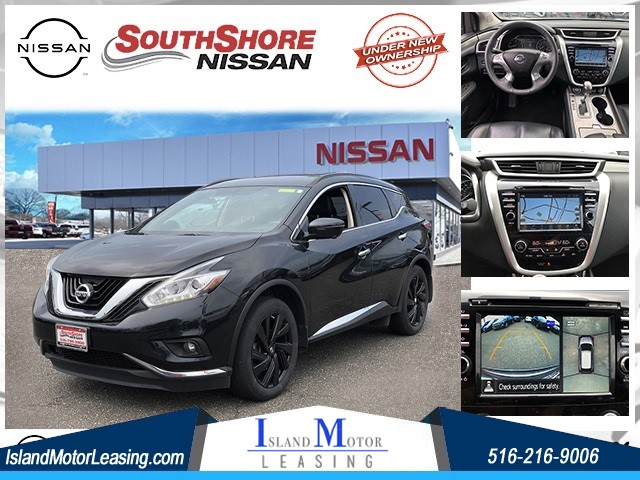 2017 Nissan Murano Platinum for sale by dealer