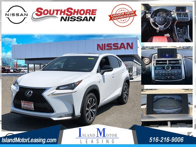 2017 Lexus NX 200t F Sport for sale by dealer