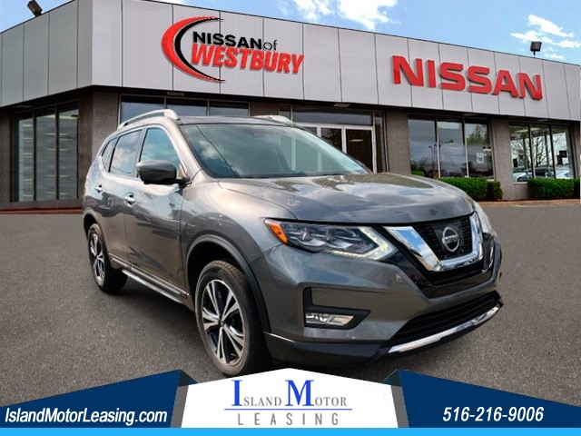 2017 Nissan Rogue SL for sale by dealer