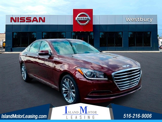 2016 Hyundai Genesis 3.8 for sale by dealer