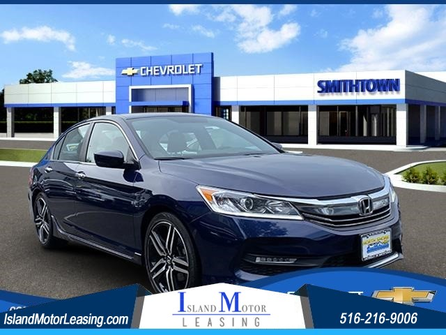 2017 Honda Accord Sport for sale by dealer
