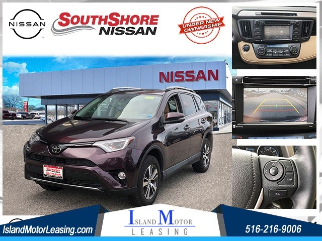 2017 Toyota RAV4 XLE for sale by dealer