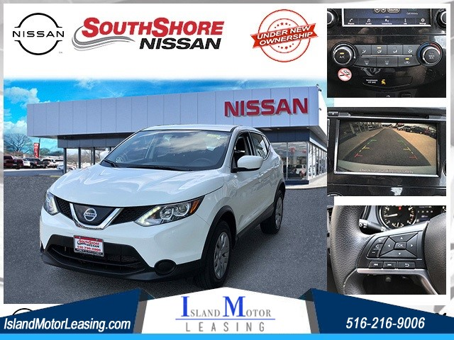 2019 Nissan Rogue Sport S for sale by dealer
