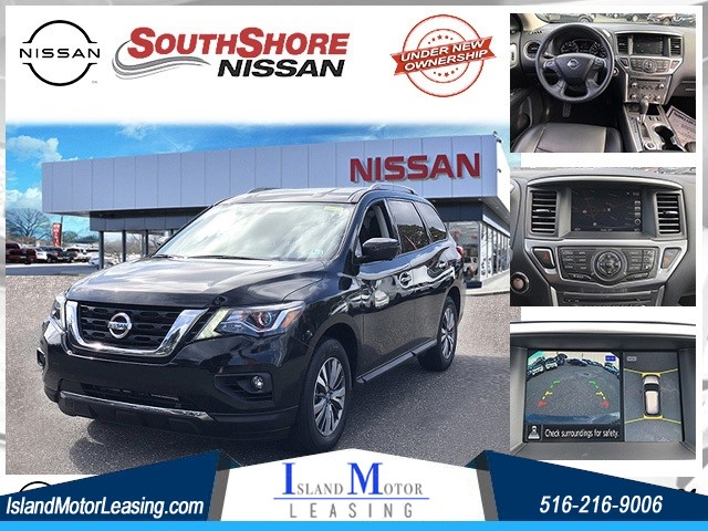 2020 Nissan Pathfinder SL for sale by dealer