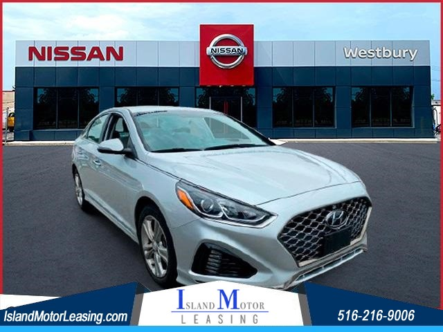 2018 Hyundai Sonata SEL+ for sale by dealer