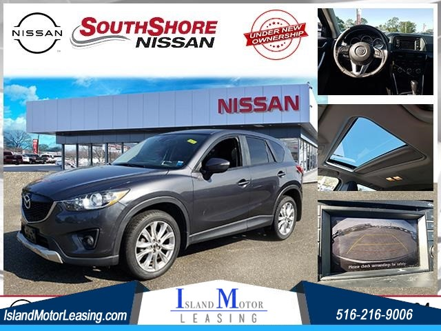2015 Mazda CX-5 Grand Touring for sale by dealer