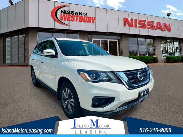 2017 Nissan Pathfinder S for sale by dealer