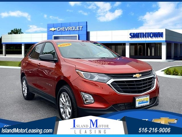 2020 Chevrolet Equinox LS for sale by dealer