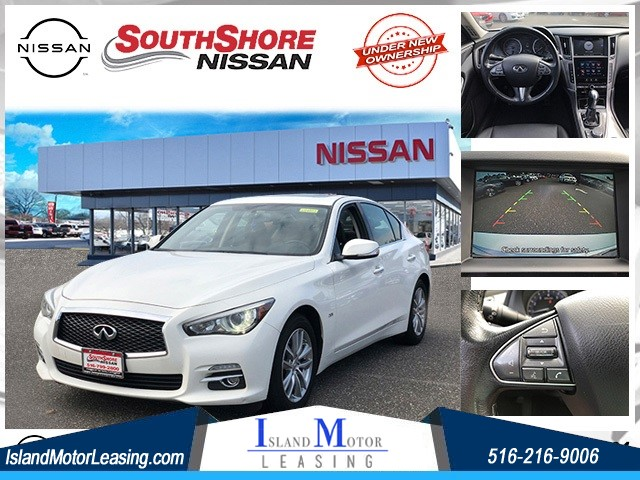 2017 INFINITI Q50 2.0t Premium for sale by dealer
