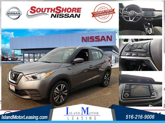 2019 Nissan Kicks SV for sale by dealer