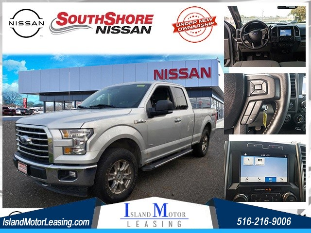 2017 Ford F-150 XLT for sale by dealer