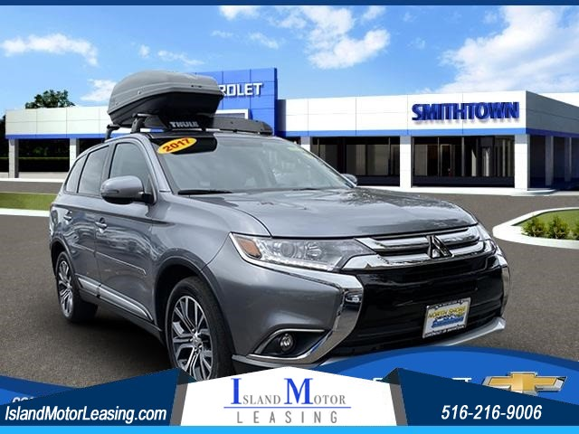 2017 Mitsubishi Outlander SE for sale by dealer