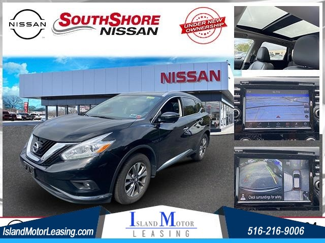 2017 Nissan Murano SL for sale by dealer