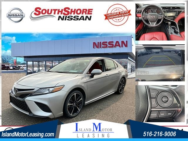 2019 Toyota Camry XSE for sale by dealer