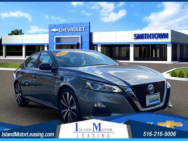 2019 Nissan Altima 2.5 SR for sale by dealer