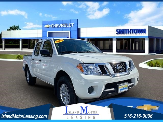2019 Nissan Frontier SV for sale by dealer