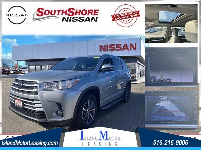 2017 Toyota Highlander XLE for sale by dealer