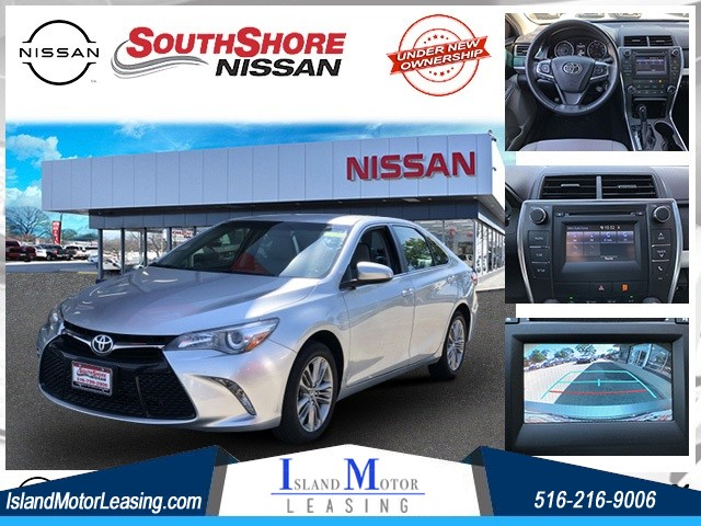 2017 Toyota Camry LE for sale by dealer