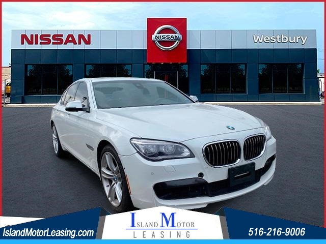 2014 BMW 7 Series 750i for sale by dealer
