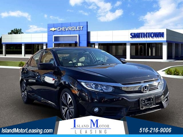2017 Honda Civic EX-T for sale by dealer
