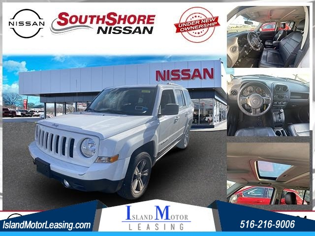 2017 Jeep Patriot Latitude for sale by dealer