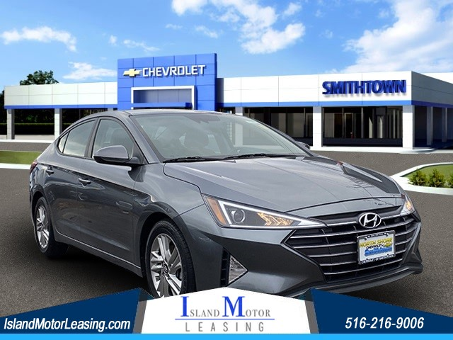 2019 Hyundai Elantra SEL for sale by dealer