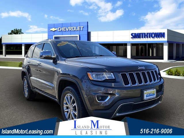 2015 Jeep Grand Cherokee Limited for sale by dealer