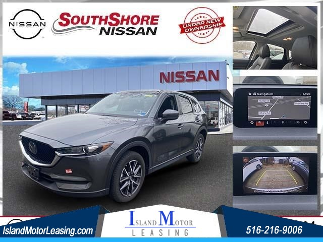 2018 Mazda CX-5 Touring for sale by dealer