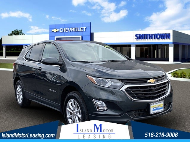 2018 Chevrolet Equinox LT for sale by dealer