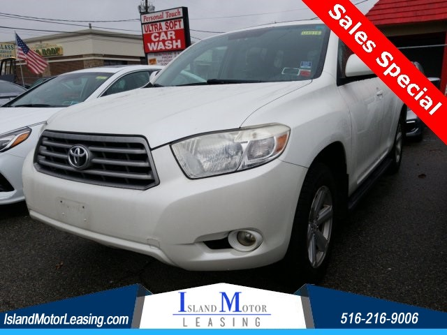 2010 Toyota Highlander SE for sale by dealer