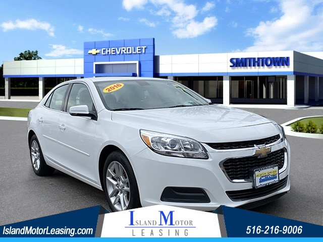 2016 Chevrolet Malibu Limited LT for sale by dealer